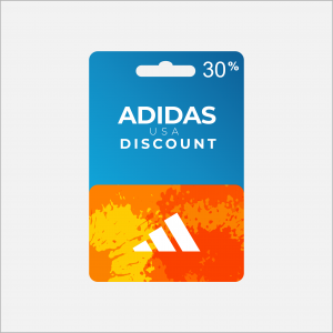 Adidas Discount Code 30% USA