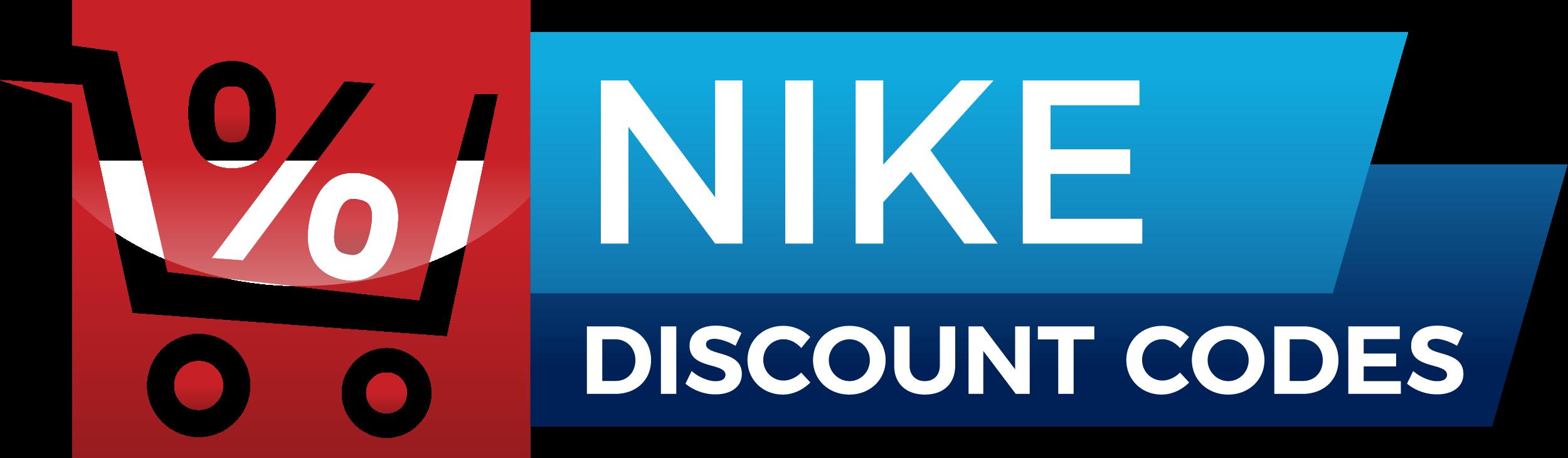 Nike Discount Codes Logo