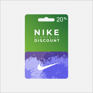 discount code for Nike store online