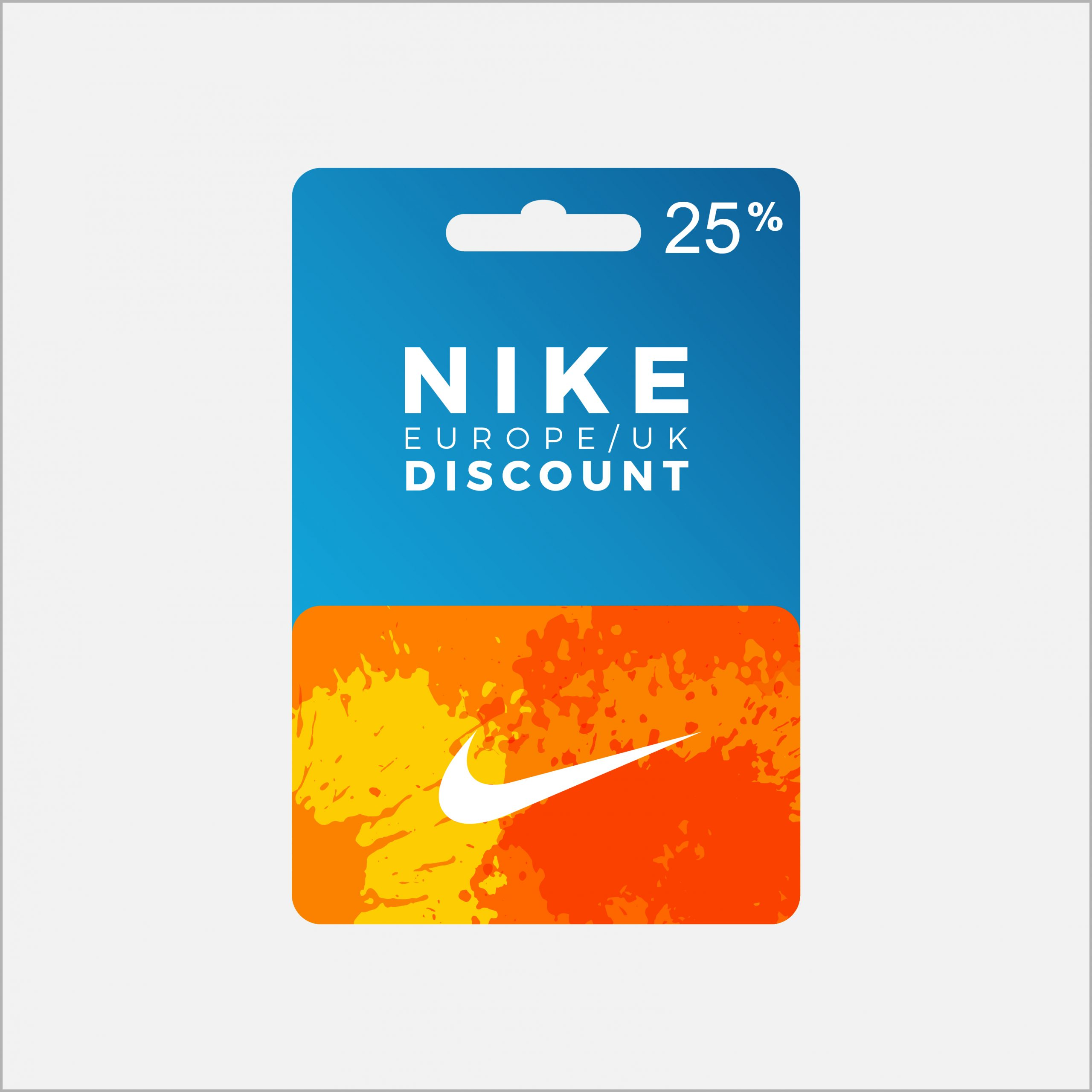 En Comercio Comparar  Nike Discount Code 25% for UK and EU 2020 - Nike Discount Codes