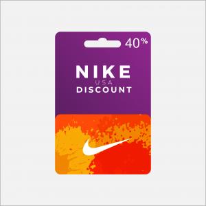 nike discount code 40%
