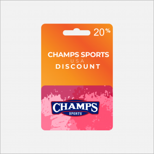 Champs Sports Discount Code